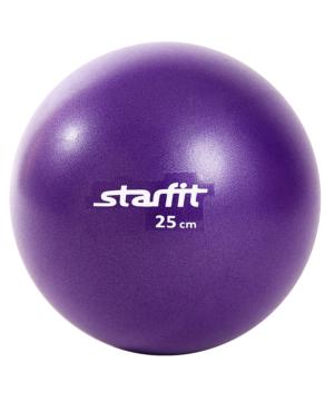 STARFIT Мяч для пилатеса 25 см, фиолетовый GB-901 - 5