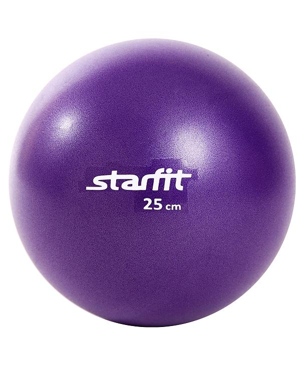 STARFIT Мяч для пилатеса 25 см, фиолетовый GB-901 - 1