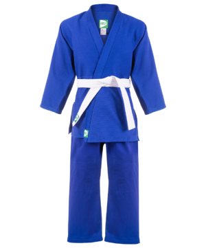 GREEN HILL Кимоно дзюдо 0/130  MA-301: синий - 7