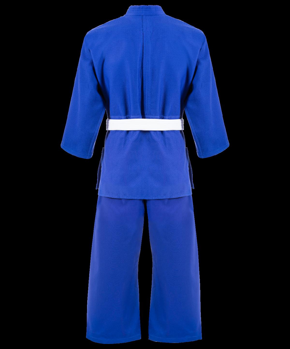 GREEN HILL Кимоно дзюдо 4/170  MA-301: синий - 2