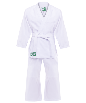 GREEN HILL Кимоно дзюдо 4/170  MA-302: белый - 18