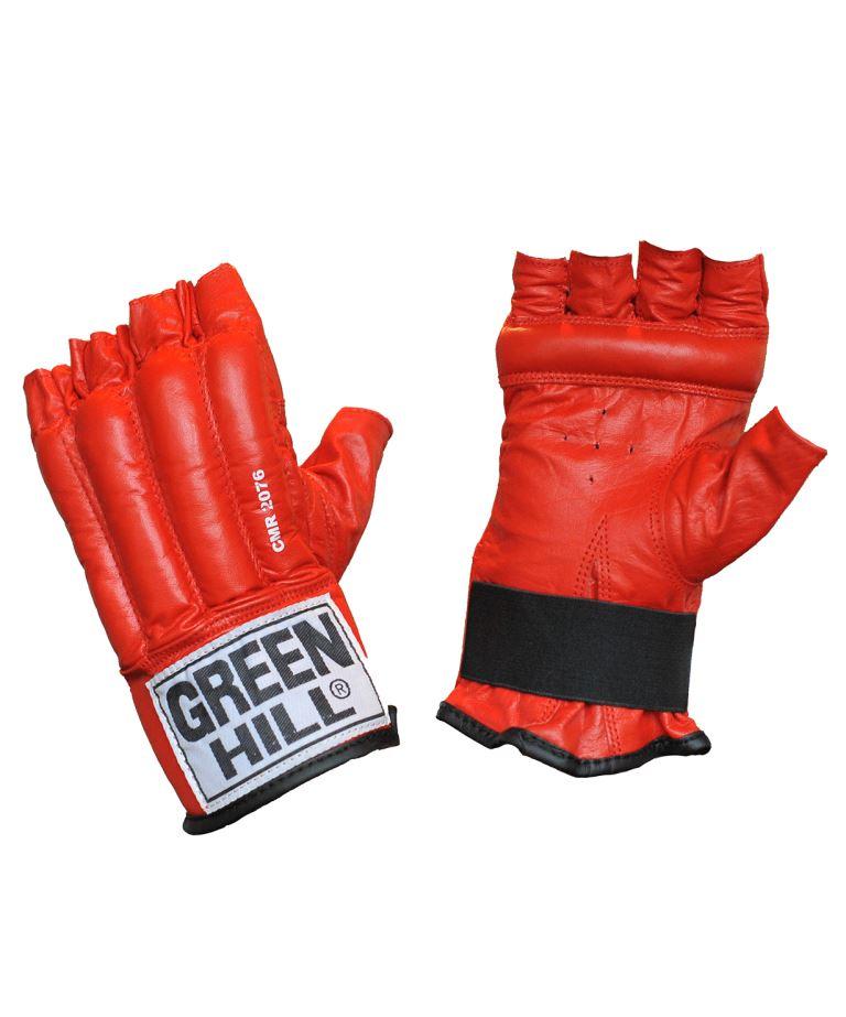 GREEN HILL Перчатки снарядные Royal  CMR-2076: красный - 1