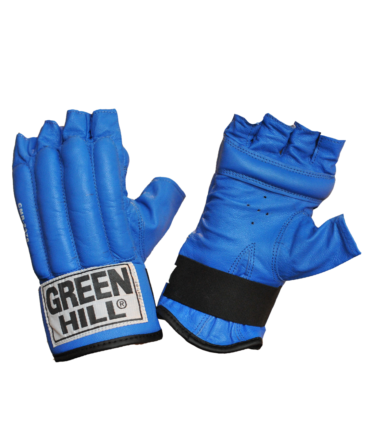 GREEN HILL Перчатки снарядные Royal  CMR-2076: синий - 1