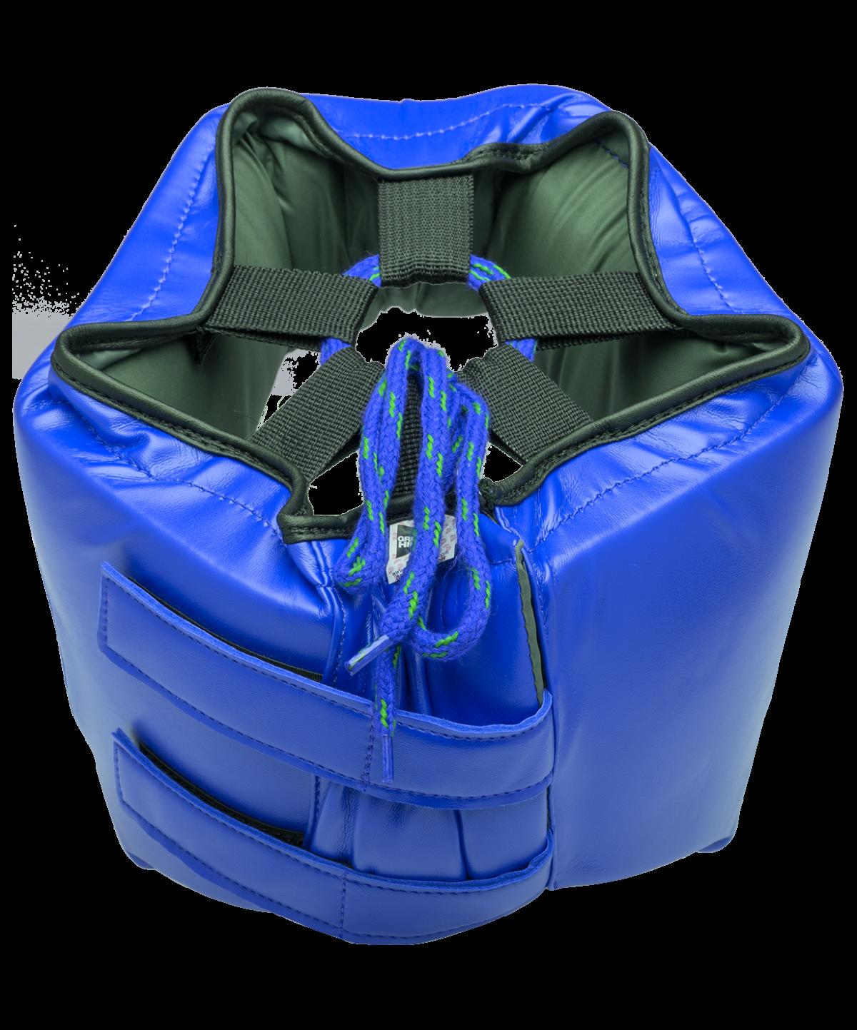 GREEN HILL Шлем открытый Orbit  HGO-4030: синий - 3