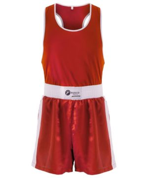 RUSCO Форма боксерская  детская.размеры: 32-42  BS-101: красный - 5