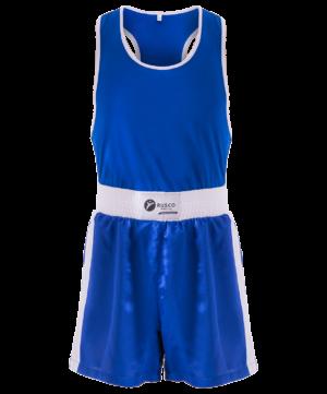 RUSCO Форма боксерская  детская.размеры: 32-42  BS-101: синий - 6