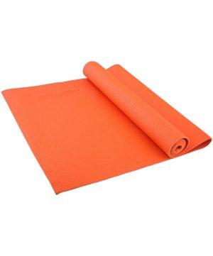STARFIT Коврик для йоги FM-101 173х61х0,4см: оранжевый - 9
