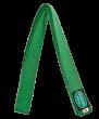 GREEN HILL Пояс для единоборств  KBO-1014: зелёный - 1