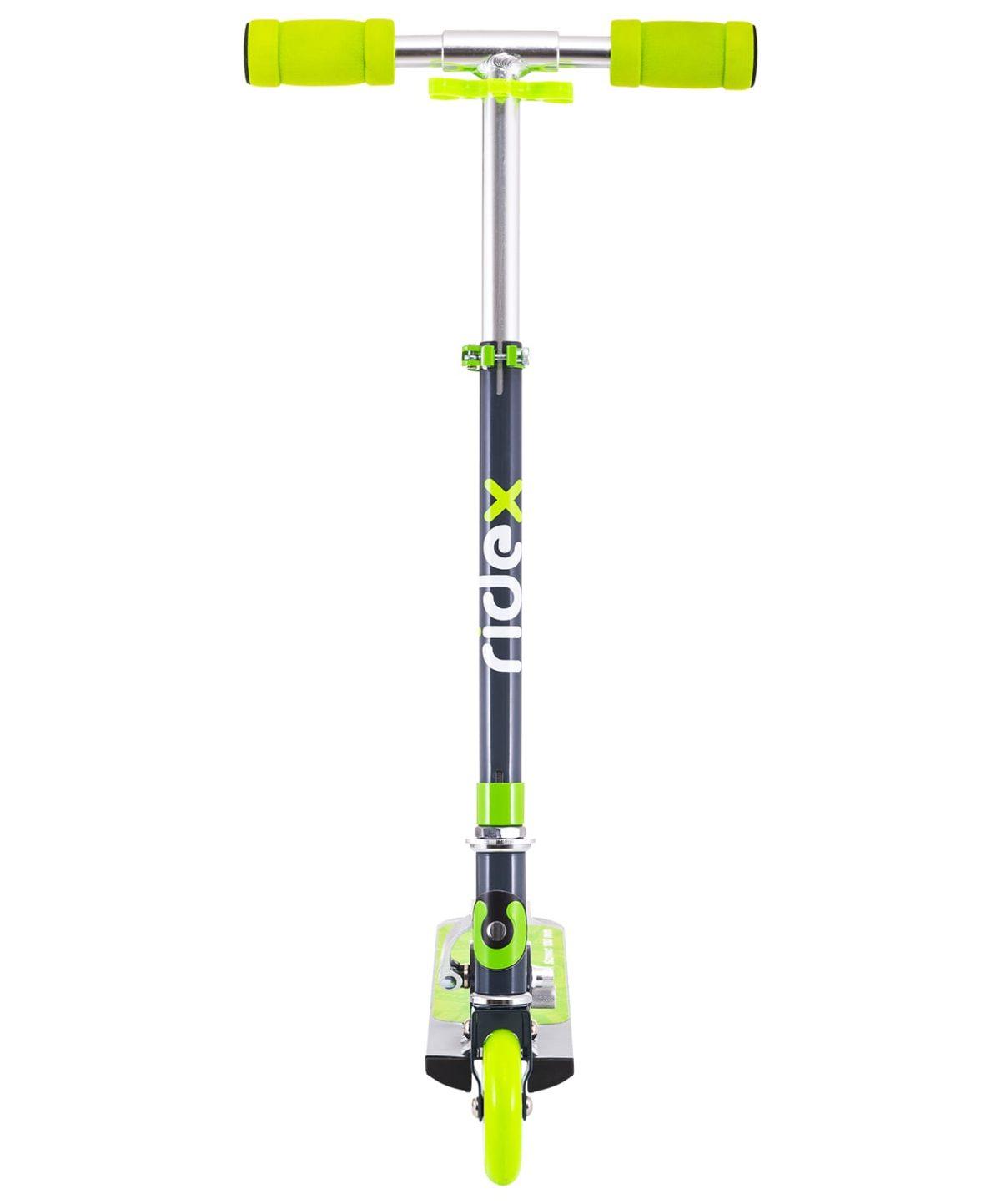 RIDEX Sonic Самокат 2-колесный  100 мм  Sonic: зелёный - 3