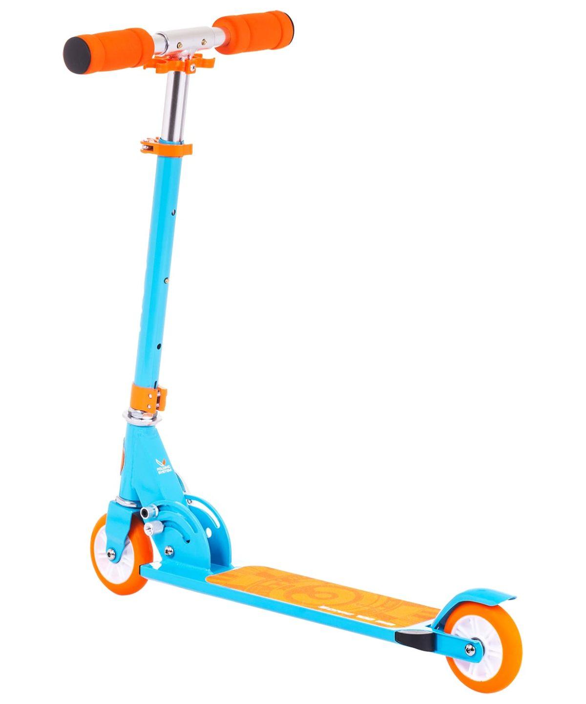 RIDEX Sonic Самокат 2-колесный  100 мм  Sonic: синий - 2