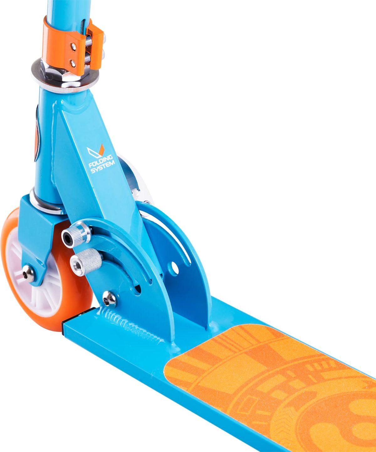 RIDEX Sonic Самокат 2-колесный  100 мм  Sonic: синий - 4