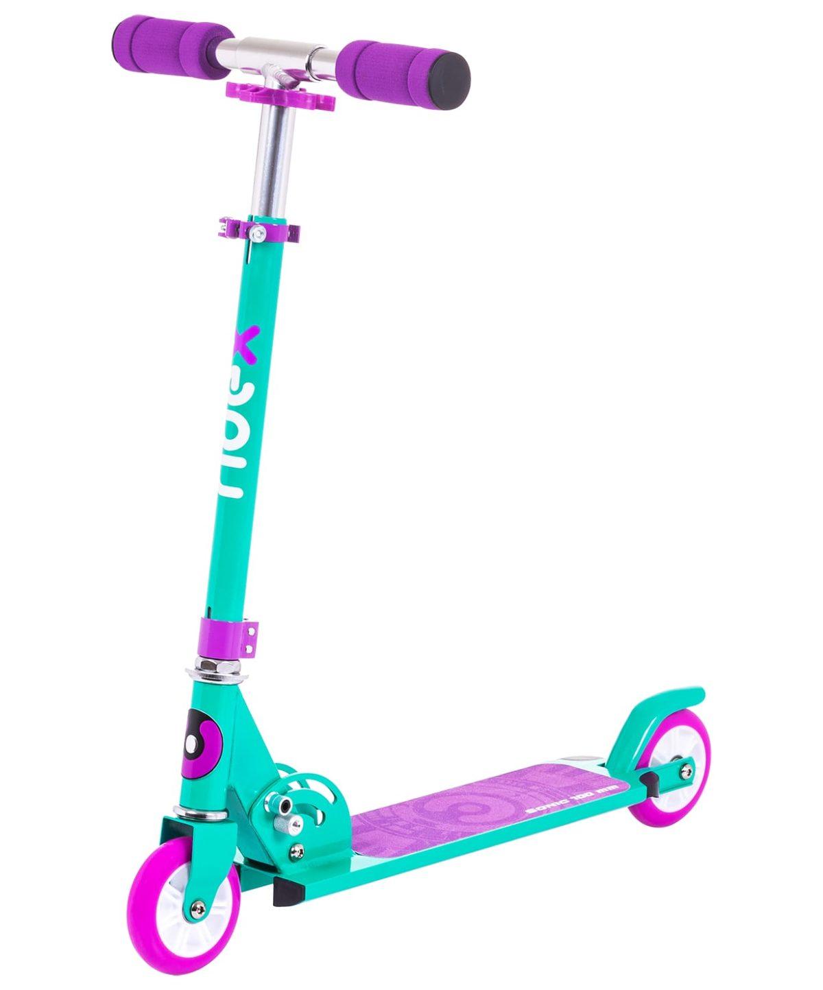RIDEX Sonic Самокат 2-колесный  100 мм  Sonic: фиолетовый - 1
