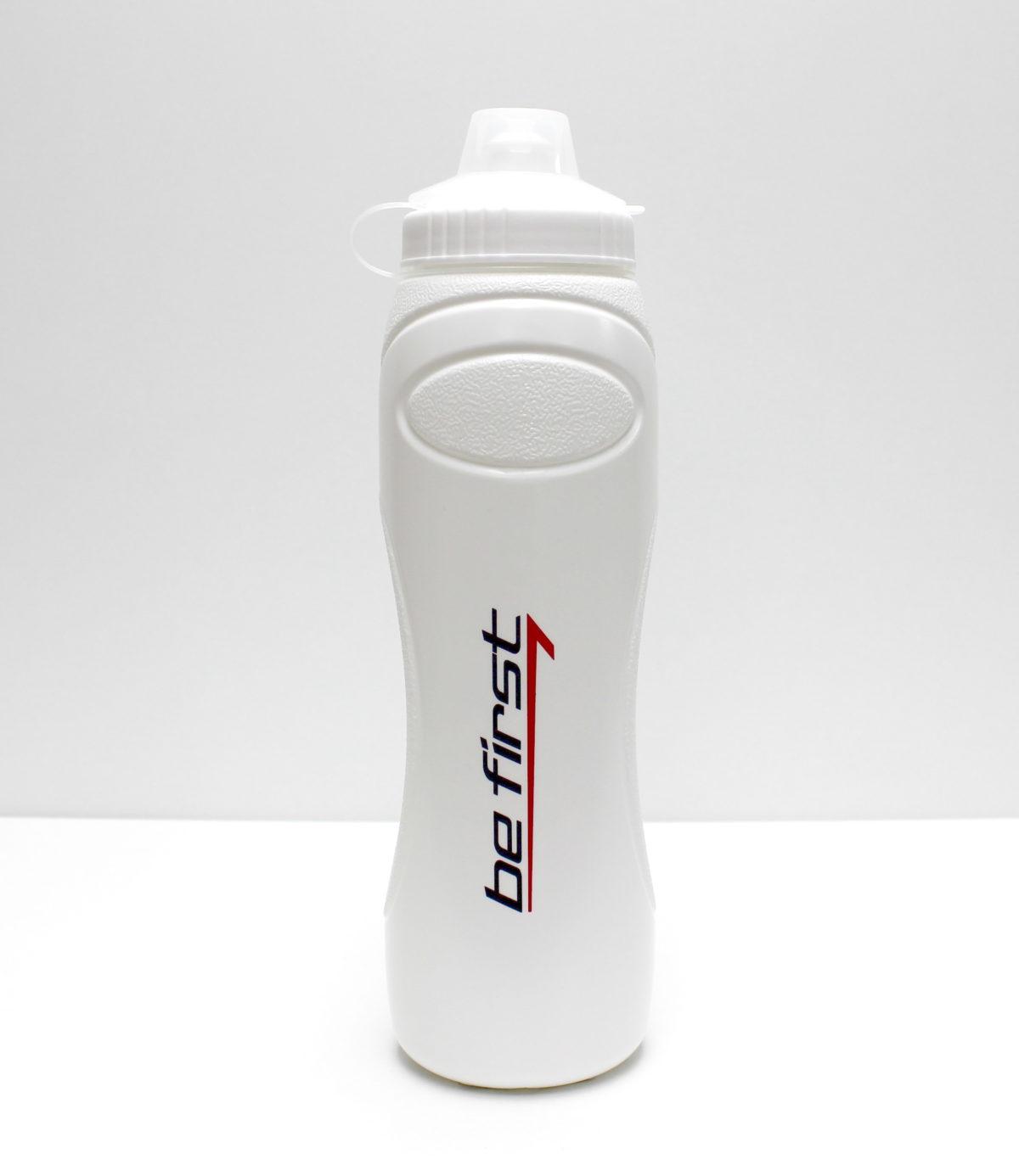 BE FIRST Бутылка  для воды SH713А: белый - 1