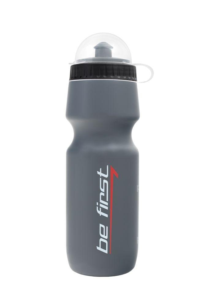 BE FIRST Бутылка  для воды SH301: серый - 1