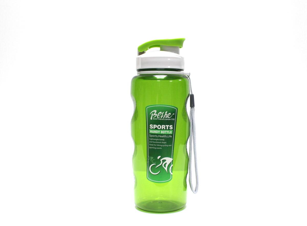 BEIHE Бутылка для воды 1043-3AT : зелёный - 1