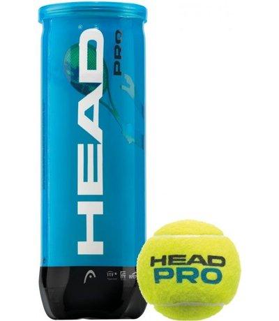 HEAD Мяч для большого тенниса Pro 3В  571603 - 1
