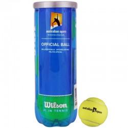 WILSON Мяч для большого тенниса Australian Open   WRT104800 - 12