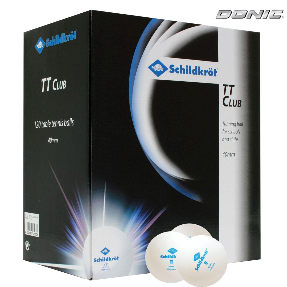 DONIC 2T-CLUB Мяч для настольного тенниса  628393 - 1