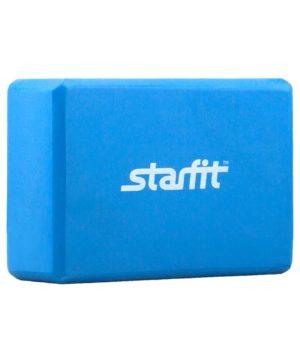 STARFIT Блок для йоги EVA FA-101: синий - 12