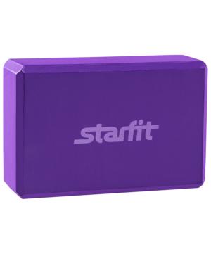 STARFIT Блок для йоги EVA FA-101: фиолетовый - 8