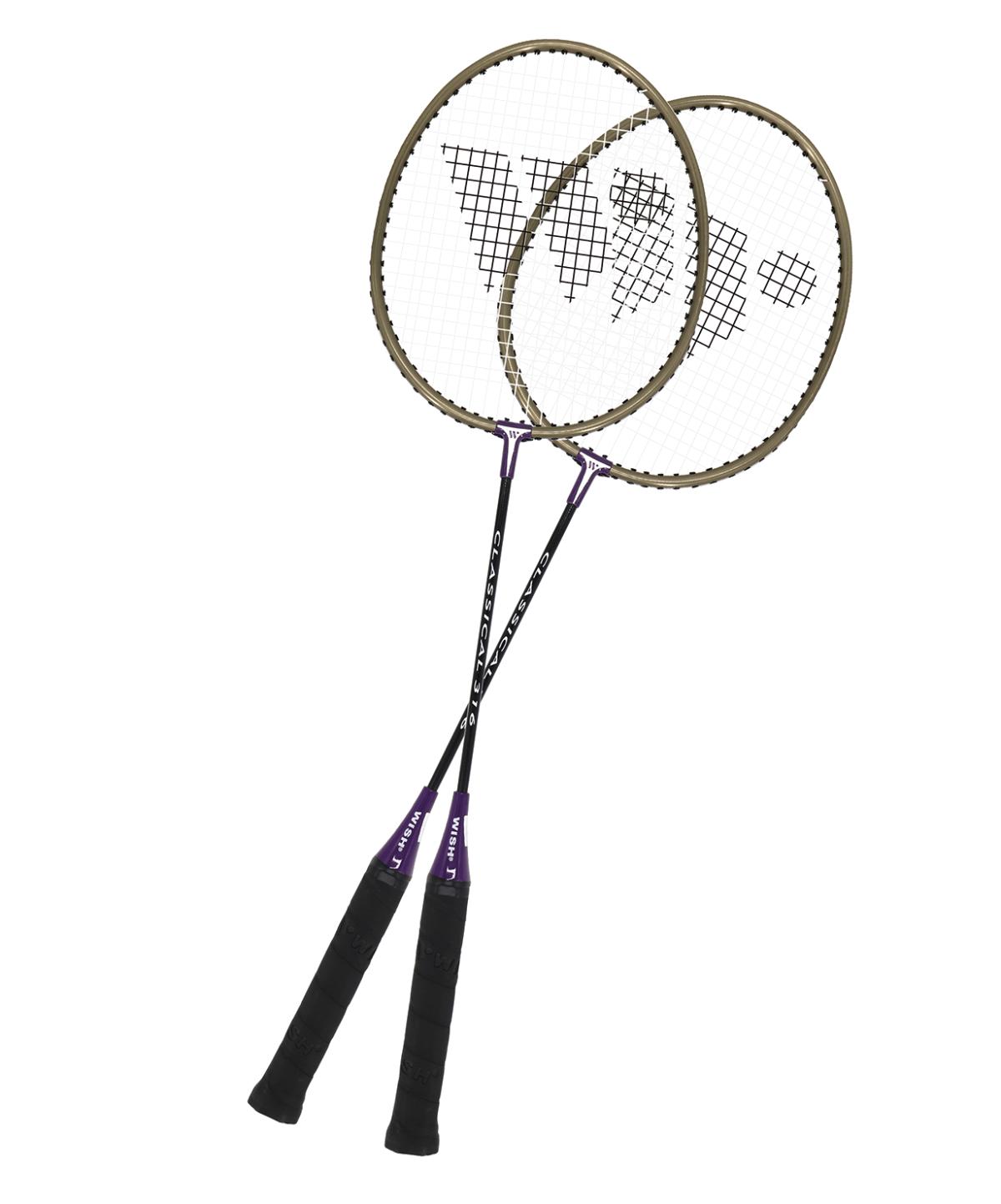 WISH Classic Набор для бадминтона   316: фиолетовый - 2