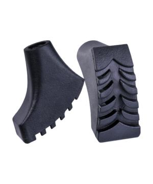 BERGER Комплект наконечников для скандинавских палок 1097: чёрный - 9