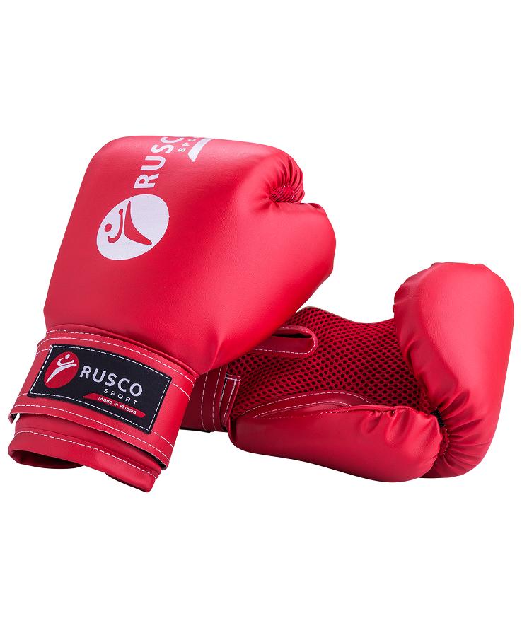RUSCO Перчатки боксёрские, 10oz  8588 - 1