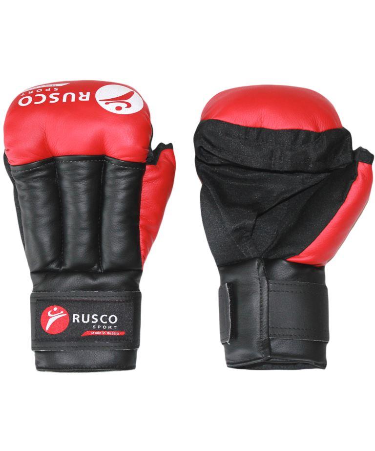 RUSCO перчатки для рукопашного боя  9845: красный - 1