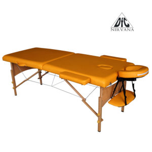 DFC NIRVANA Relax Mustard Массажный стол TS20111_M - 9