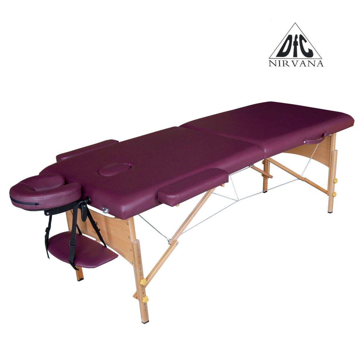 DFC NIRVANA Relax Массажный стол, 2-х секционный TS20111_P - 1