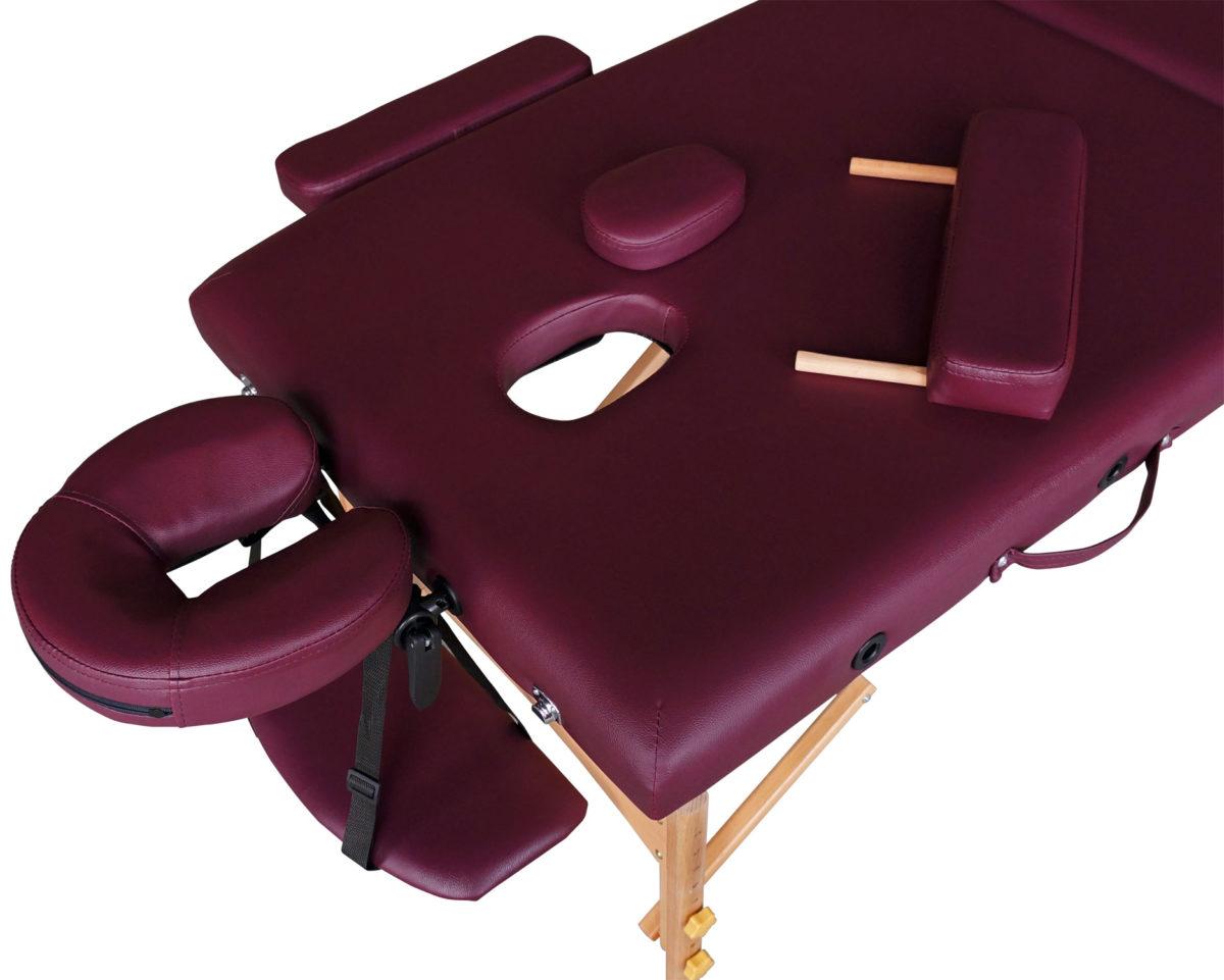 DFC NIRVANA Relax Массажный стол, 2-х секционный TS20111_P - 4