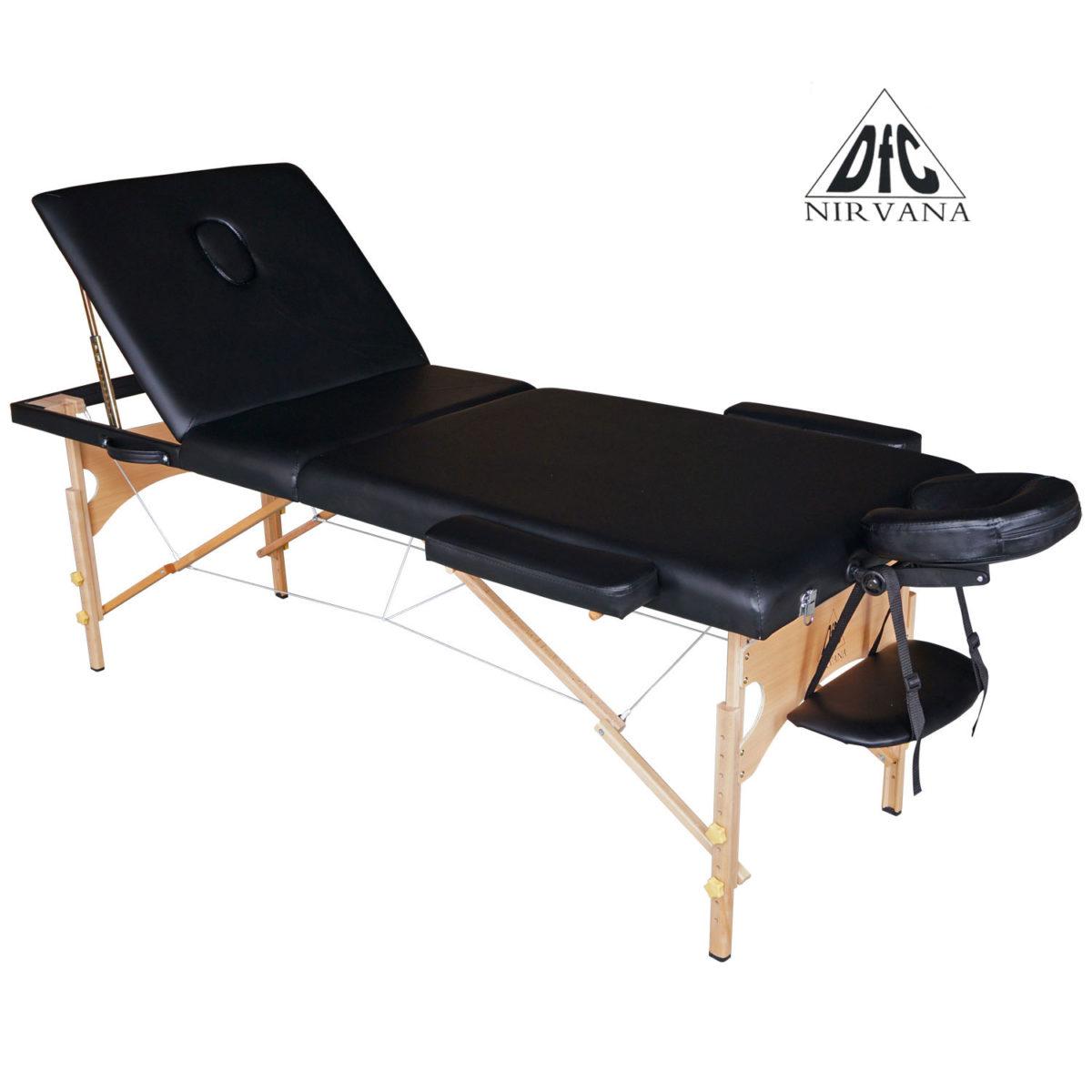 DFC NIRVANA Relax Pro Массажный стол, 3-х секционный TS3021_B1 - 1