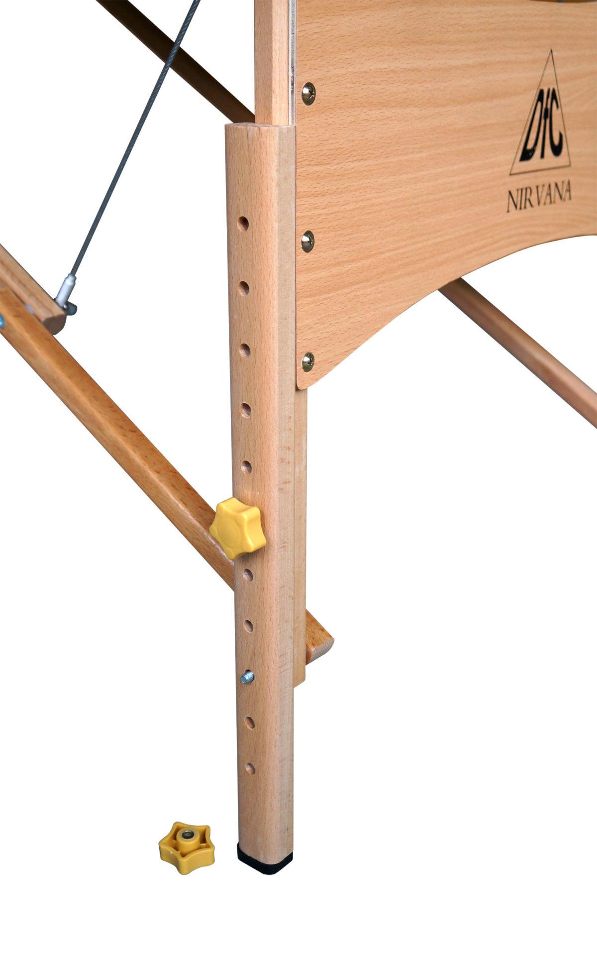 DFC NIRVANA Relax Pro Массажный стол, 3-х секционный TS3021_B1 - 5