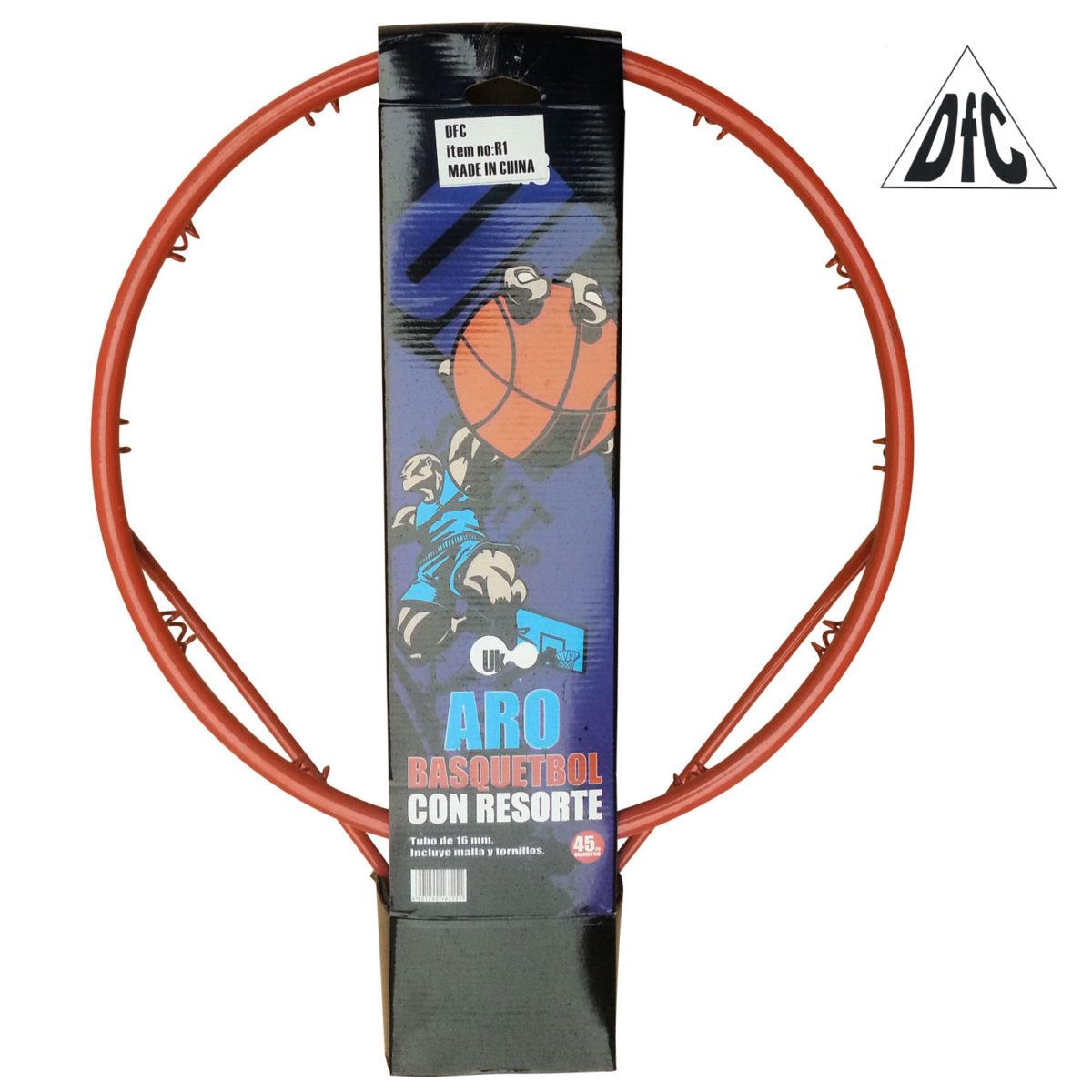 DFC Кольцо баскетбольное 45 см.   R1 - 1