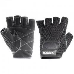 TORRES Спортивные перчатки PL6045 чёрные - 7