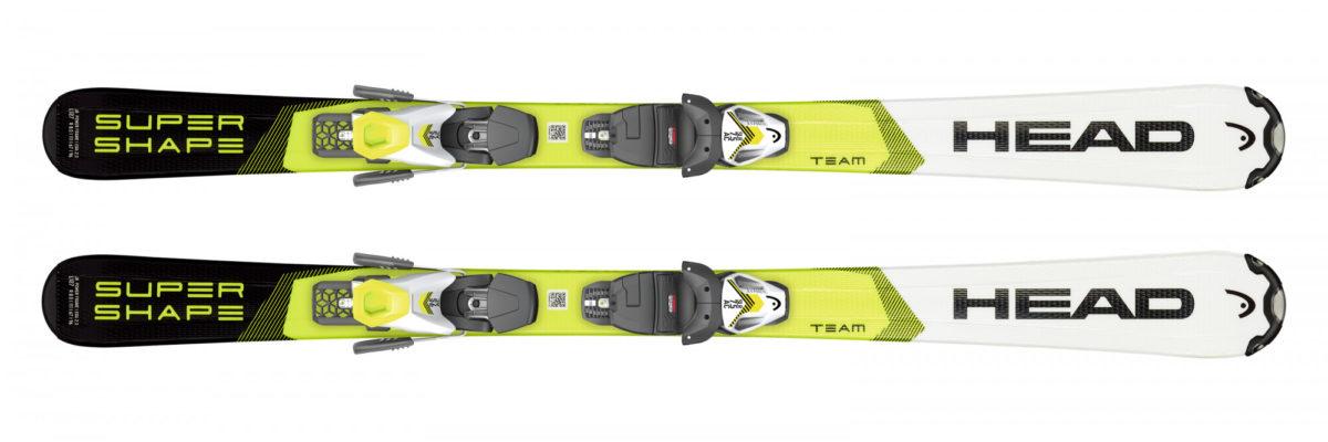 HEAD Горные лыжи Supershape Team SLR PRO  31420901 - 1