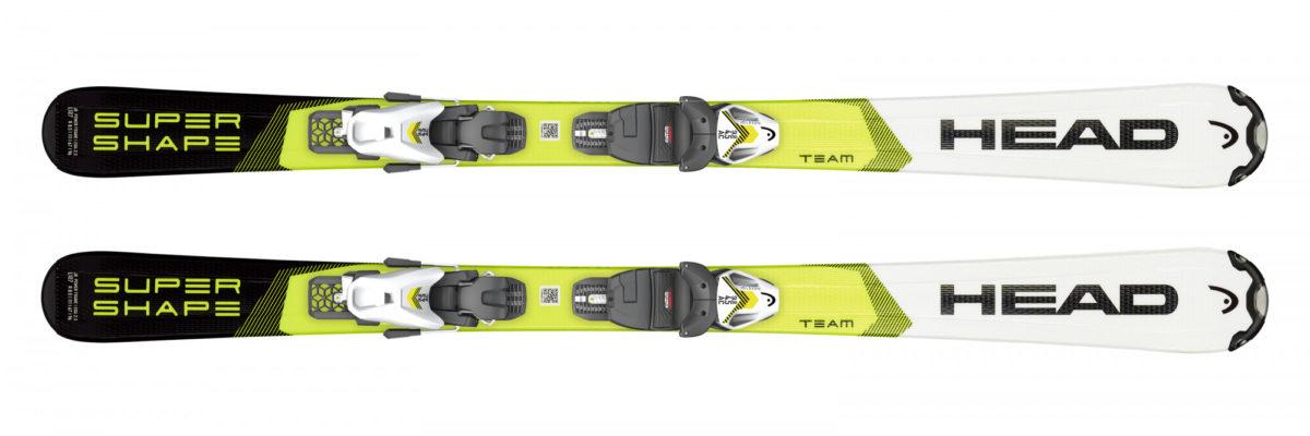 HEAD Горные лыжи Supershape Team SLR PRO 31420902 - 1