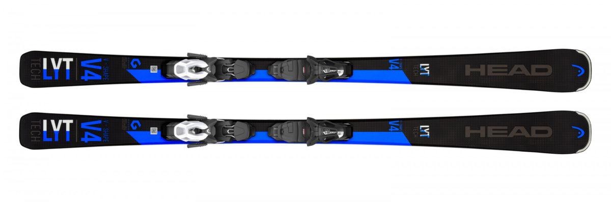 HEAD Горные лыжи V-Shape V4 LYT-PR  31526901 - 1