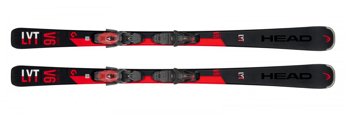 HEAD Горные лыжи V-Shape V6 LYT-PR  31524901 - 1