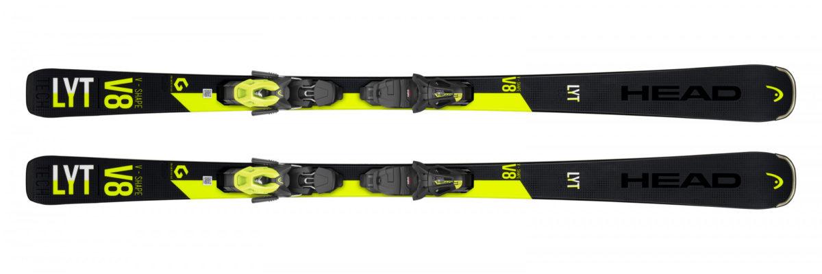 HEAD Горные лыжи V-Shape V8 SW LYT-PR  31522901 - 1