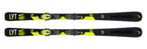HEAD Горные лыжи V-Shape V8 SW LYT-PR  31522901 - 4