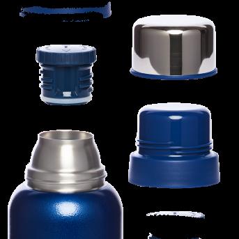 АРКТИКА Термос американский дизайн 1200 мл  106-1200: синий - 2