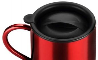 АРКТИКА Термокружка классическая 400 мл  802-400: красный - 2