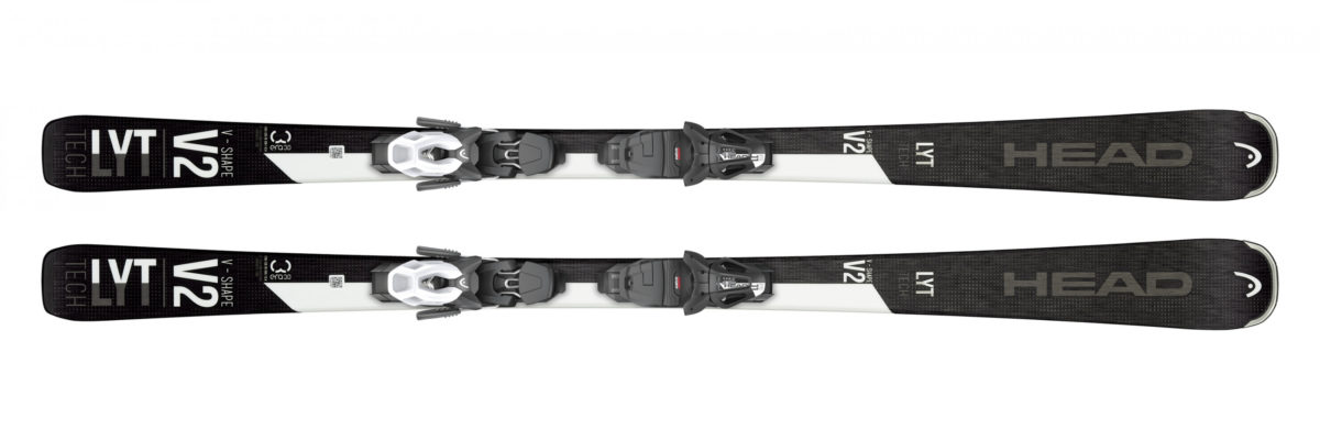 HEAD Горные лыжи V-Shape V2 LYT-PR  31528901 - 1