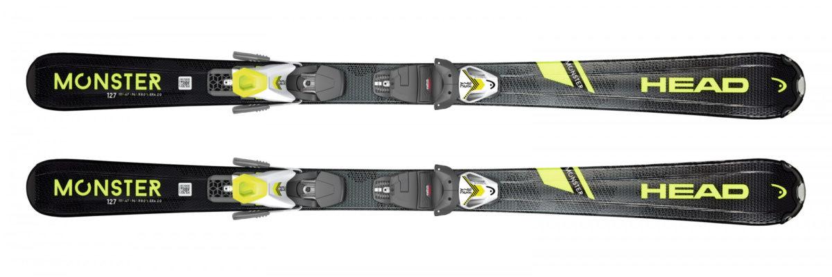 HEAD Горные лыжи Monster SLR Pro (117-157)  31428902 - 1