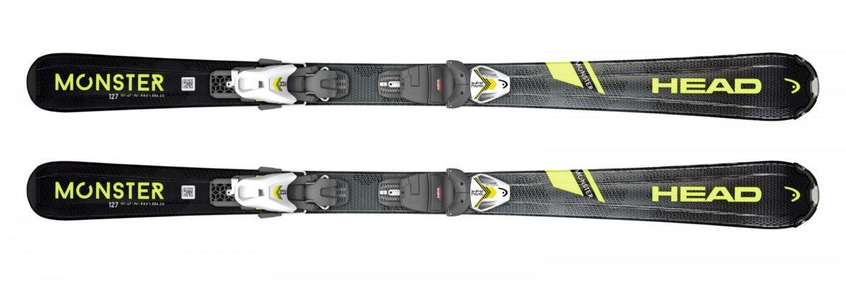 HEAD Горные лыжи Monster SLR Pro (67-107)  31428901 - 1