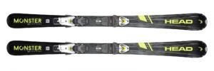 HEAD Горные лыжи Monster SLR Pro (67-107)  31428901 - 11