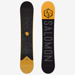 SALOMON Сноуборд SIGHT  L40830200 - 7