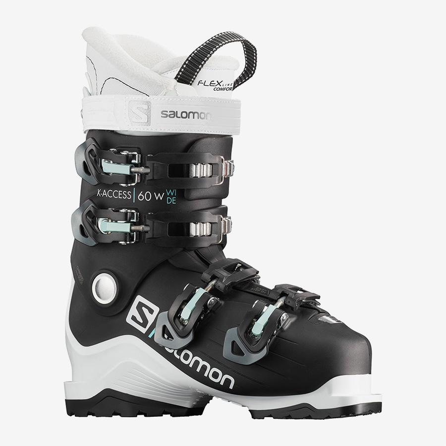 SALOMON  X ACCESS 60 W WIDE Ботинки горнолыжные L40904100 - 1