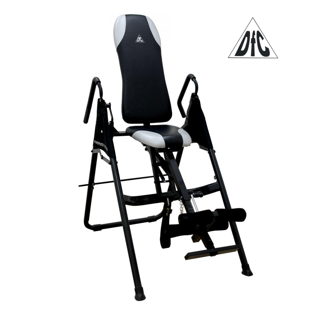 DFC Инверсионный стол с сиденьем складной SJ7200B - 1